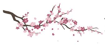 faux cherry blossom pink branch pier 1 imports branch of cherry