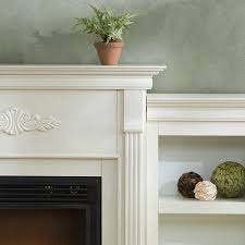 White Electric Fireplace With Bookcase by Holly U0026 Martin Fredricksburg Electric Fireplace With Bookcases In