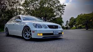 stanced lexus gs400 wrennashi abbey u0027s 2000 lexus gs 400