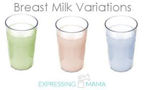 expressing 101 what color is breast milk expressing mama