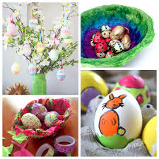 Easter Decorations For Toddlers by Spring Craft Ideas For Kids