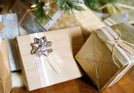 gold gift wrap gift wrap ideas for a festive touch
