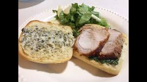 blue apron thanksgiving roasted pork sandwiches blue apron cooking u0026 review youtube
