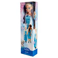 disney frozen elsa size doll target