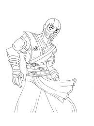 ghost rider coloring pages sub zero coloring pages free printable sub zero coloring pages