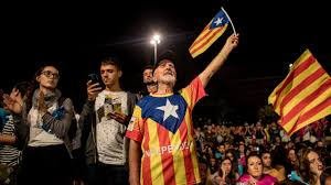 catalans vote to split from spain amid crackdowns kyma