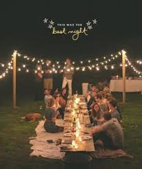 Backyard Wedding Lighting Ideas by Vintage Southern Mexican Wedding Lights Tree Trunks And Backyard