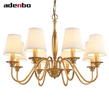 Discount Chandelier Lamp Shades Online Get Cheap Chandelier With Lampshade Aliexpress Com