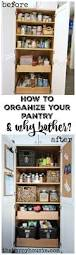 how to completely organize your pantry the happy housie