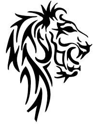 best 25 tribal lion tattoo ideas on pinterest lion tattoo