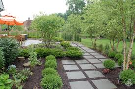 Backyard Paver Ideas Backyard Paver Ideas Landscape Contemporary With Stone Pathway