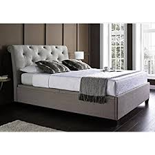 Superking Ottoman Bed Happy Beds Brunswick Linen Fabric Ottoman Bed Storage Frame 6