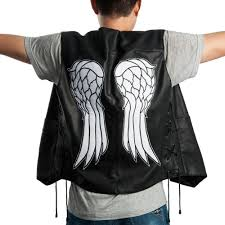 mens leather motorcycle vest compare prices on mens leather biker costume online shopping buy