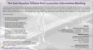 harris county toll road map hctra harris county toll road authority