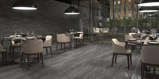 Dark Grey Polished Porcelain Floor Tiles Vein Collection Full Body Porcelain Imolaceramica