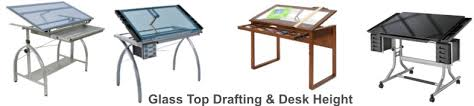 Drafting Table Tools Glass Top Drafting Tables Alvin U0026 Studio Designs Glass Top Tables