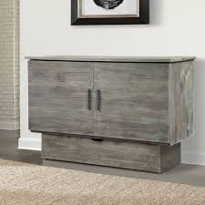queen murphy bed cabinet queen murphy cabinet bed ash by arason furniture