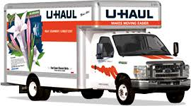 Uhaul Estimated Cost by U Haul 17ft Moving Truck Rental