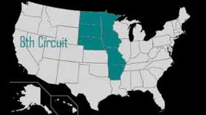 Circuit Court Map 8th Circuit Court Of Appeals Just Eliminated The First Amendment