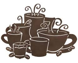 Coffee Cup Decoration Kitchen 22 Best Coffee Tea Cup Art Images On Pinterest Coffee Cups Cup