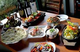 Cheap Lunch Buffet by Ambrosia India Bistro Restaurant Review New Scotts Valley