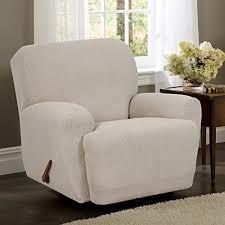recliner slipcovers amazon com