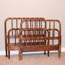 vintage jenny lind twin bed frames ebth