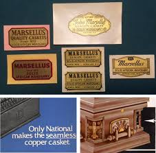 casket companies casket labeling the years casket and funeral supply