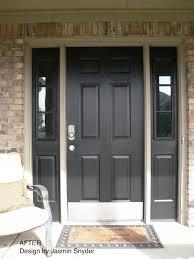 Front Door House Front Door Makeover Little House Design