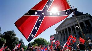 Big Red Flag The Confederate Flag Symbolizes White Supremacy U2014 And It Always