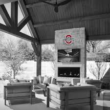 Ohio State Home Decor by Ncaa Decor Panhandle Mercantile