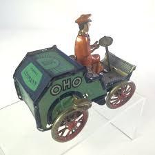 timely toys art deco sedan antique toys for sale