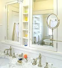 Recessed Bathroom Medicine Cabinets Recessed Bathroom Mirrors Bathroom Mirror Medicine Cabinet