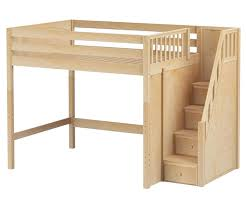 How To Make A Loft Bed Frame California King Loft Bed Act4
