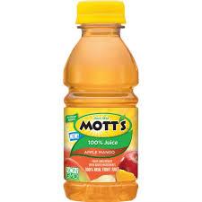 Mango Juice 100 apple mango juice 8 fl oz bottles 6 pack