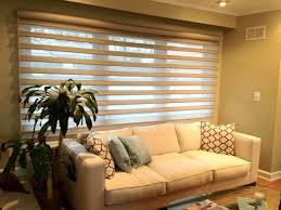 Window Treatments For Wide Windows Designs Beautiful Blinds For Wide Windows Decorating With Windows Best