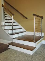 Handrail Banister From Our Friends At Artistic Southern Our Stainless Steel Cable