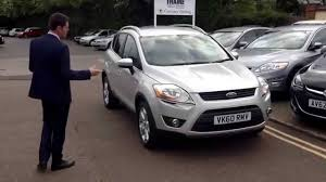 2010 60 ford kuga 2 0 tdci 163 titanium all wheel drive youtube