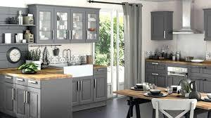 cuisine et grise ikea cuisine grise cuisine total look ikea cuisine gris fonce
