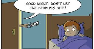 Bed Bug Meme - don t let the bedbugs bite comic weknowmemes