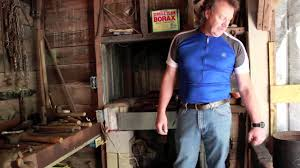 how to set up a blacksmith shop youtube
