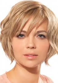 curly layered bob double chin women short hairstyles for round faces with double chin best for and