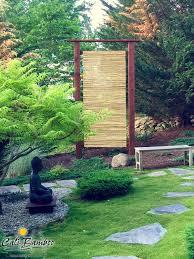 diy zen garden ideas create a relaxing backyard with bamboo