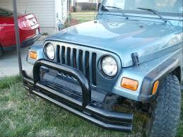jeep angry headlights painted headlight bezels jeep wrangler forum