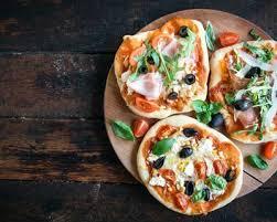 recette cuisine dietetique recette pizzas diététiques