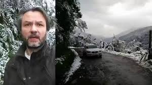 snow in history in taipei taiwan 2016