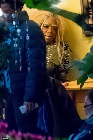 Oprah Winfrey Resume Oprah Winfrey Is Unrecognisable Filming A Wrinkle In Time Daily