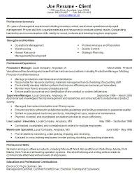 Resume For Forklift Operator Warehouse Resume Template Best Resume Examples For Your Job