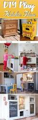 25 diy play kitchen ideas apt and appropriate for your little