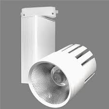 Kitchen Rail Lighting Aliexpress Com Buy Led Track Light Cob 35w Ceiling Rail Lights